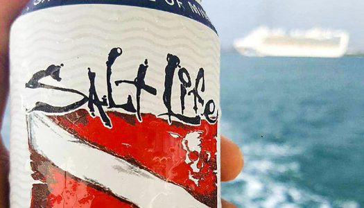 Salt Life Lager Hits Shelves in Florida