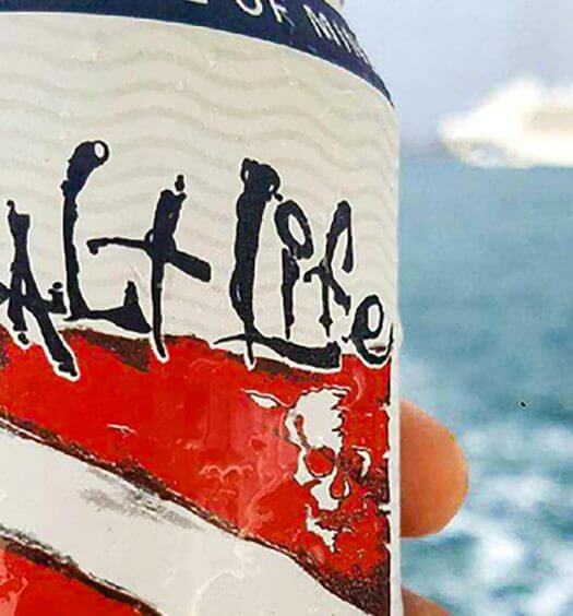 Salt Life Lager, featured image