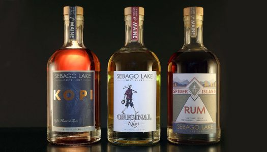 Sebago Lake Distillery Launches High End Craft Rum Brands