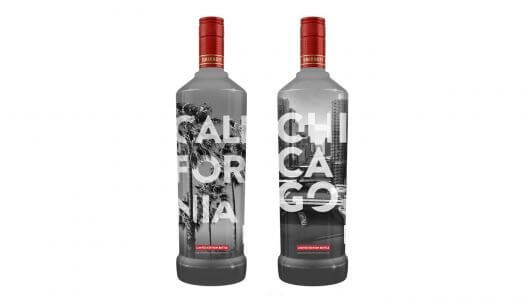 Smirnoff Launches Locally Inspired Bottles