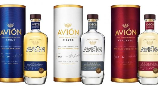 Tequila Avión Launches New Packaging