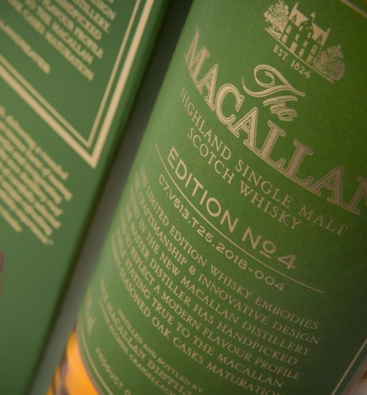 The Macallan Whisky Edition No.4, featured image