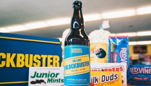 The Last Blockbuster in America Launches a Beer