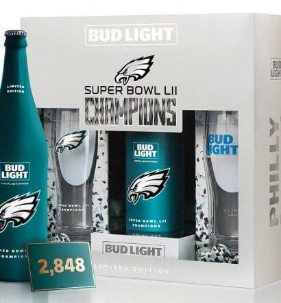 """Philly Philly"" Limited Edition Commemorative Pack, bottle and package on white, featured image"