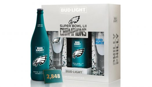 "Bud Light Launches ""Philly Philly"" Limited Edition Commemorative Pack"