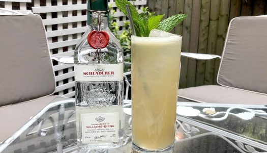 Chilled Drink of the Week: Darling Cocktail