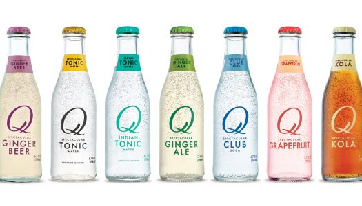 Q is Now the Leading Premium Carbonated Mixer in U.S.