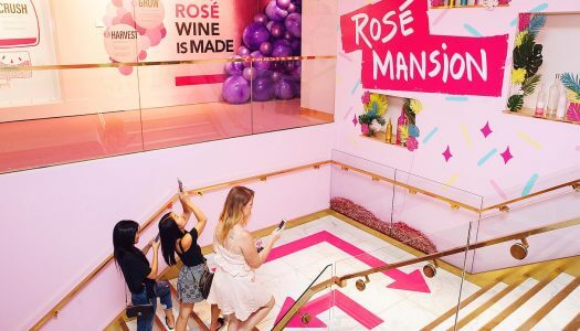 Rosé All Day at Rosé Mansion Opens in Midtown Manhattan