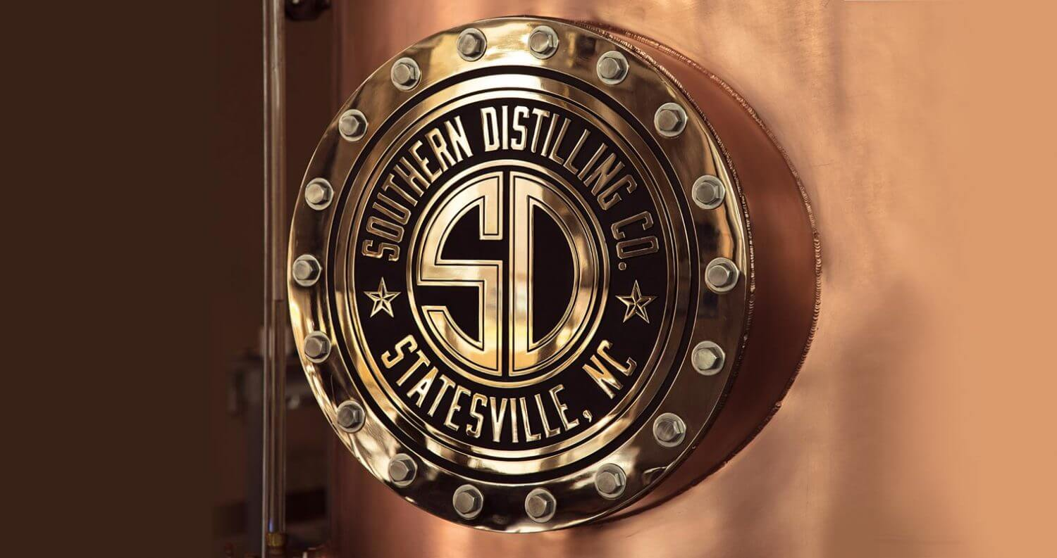 Southern Distilling Company Copper Doubler, featured image