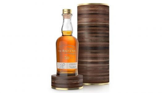 The Balvenie Releases New 50 Year Old Expression for $38k