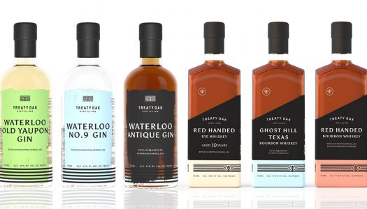Treaty Oak Distilling Launches Whiskey and Gin Portfolio in Seven New U.S. Markets