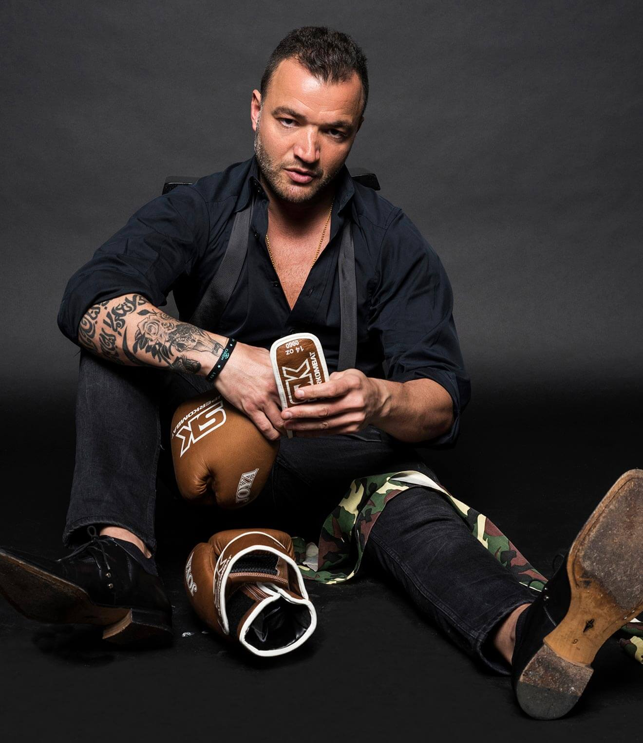 Chillin' with Nick Tarabay