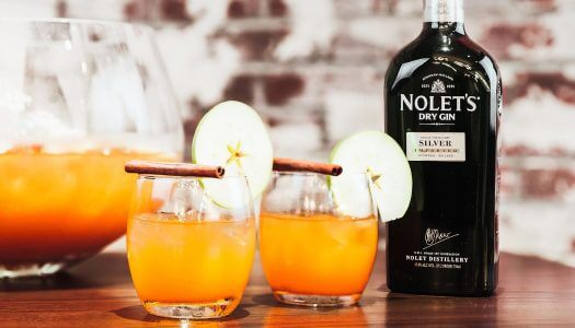 Easy to Mix: NOLET'S Gin Apple Cider Punch