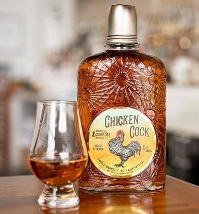Chicken Cock Whiskey, featured image