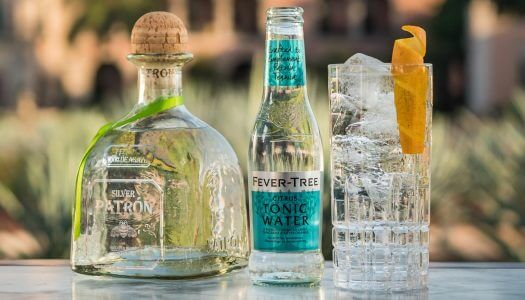 Fever-Tree and Patrón Tequila Launch Fever-Tree Citrus Tonic