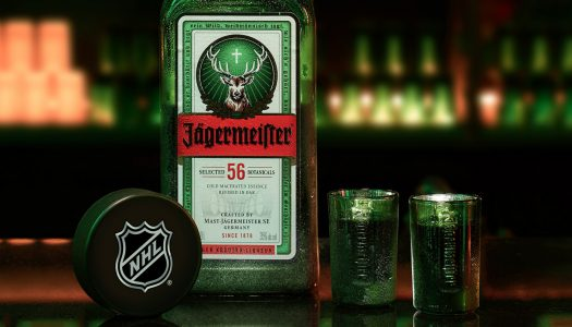 Jägermeister and NHL Announce Partnership