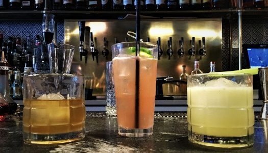 Low Calorie Cocktails at Dutch Fred's New York City