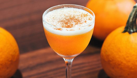 Easy to Mix: NOLET'S Silver Pumpkin Flip