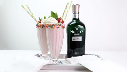 Must Mix: NOLET'S Spiked Strawberry Milkshake