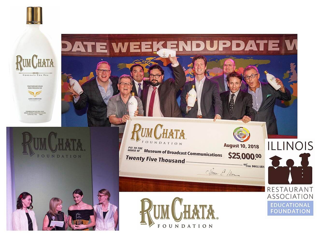 RumChata Foundation montage