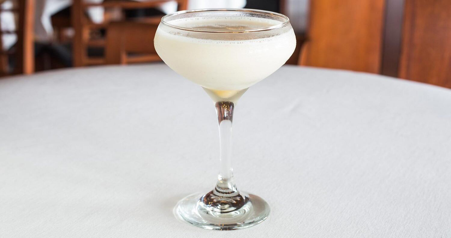 Salty Caramel Cocktail, featured image