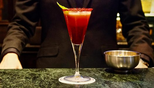 Must Mix: The Shaken Stiletto