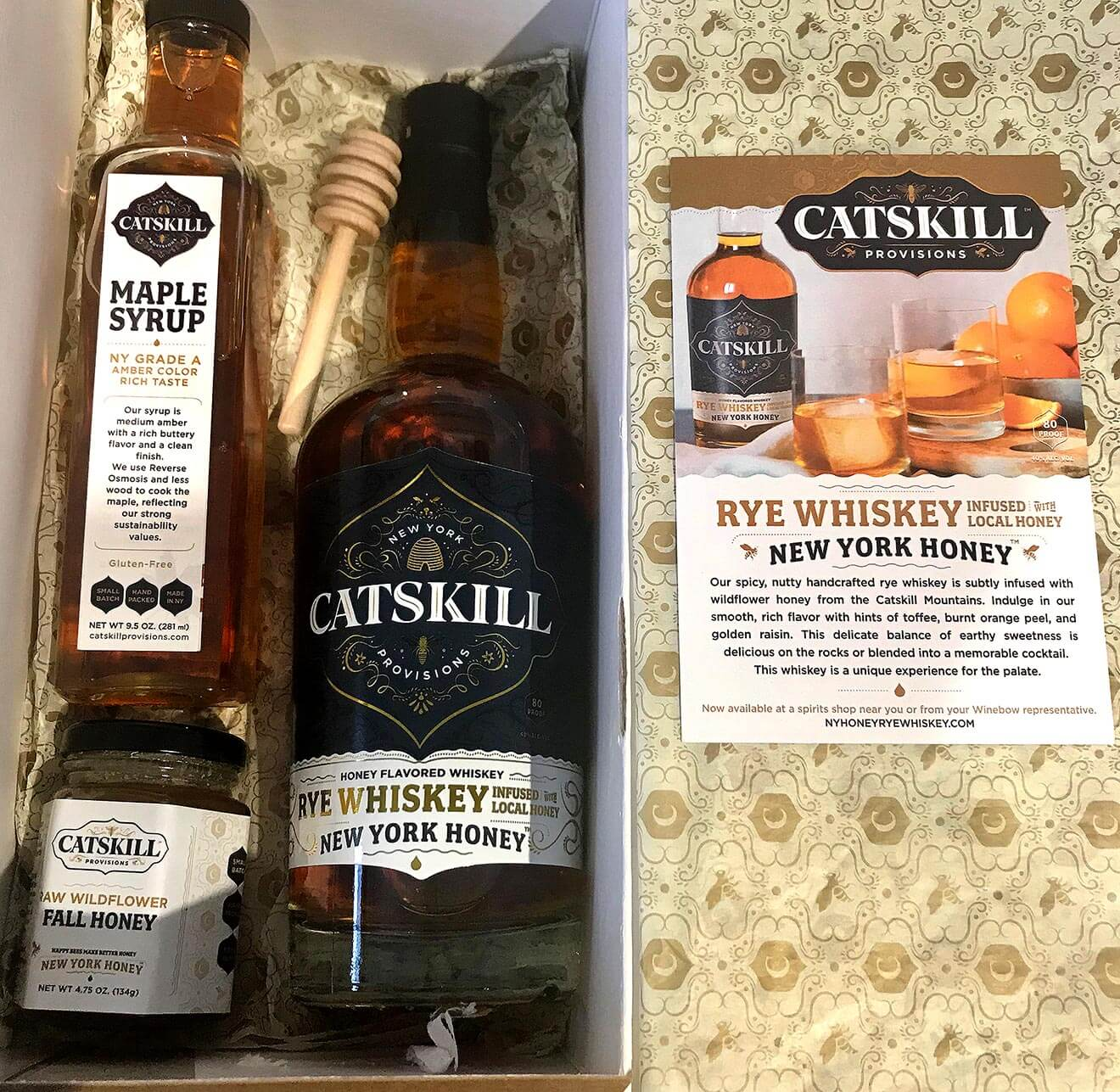 Catskill Provisions Gift Pack