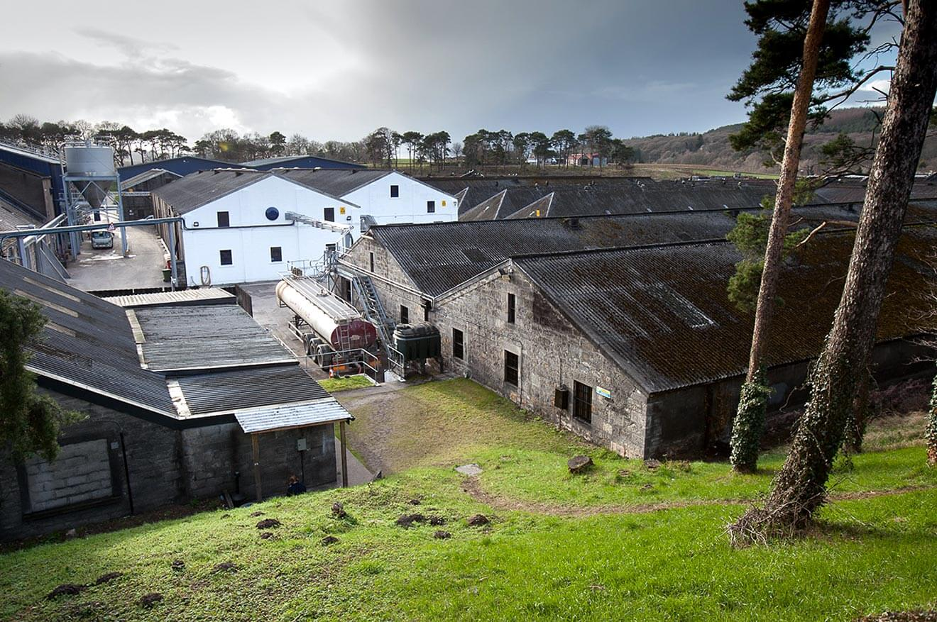 Glen Moray Distillery Overview