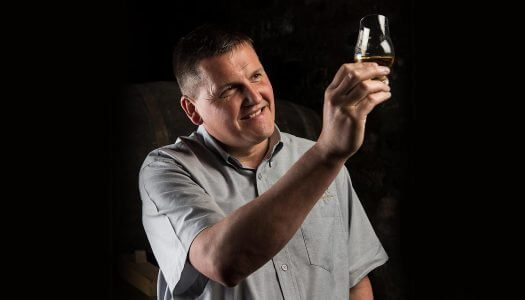 Meet Graham Coull – Master Distiller for Glen Moray Distillery