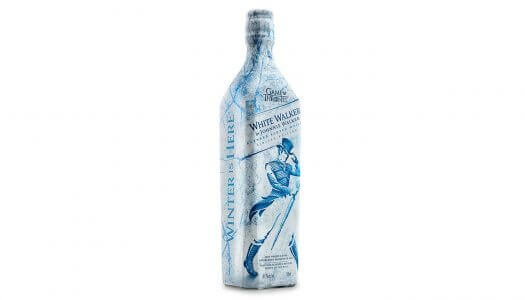 Game of Thrones Single Malt Scotch Whisky and White Walker by Johnnie Walker Launches