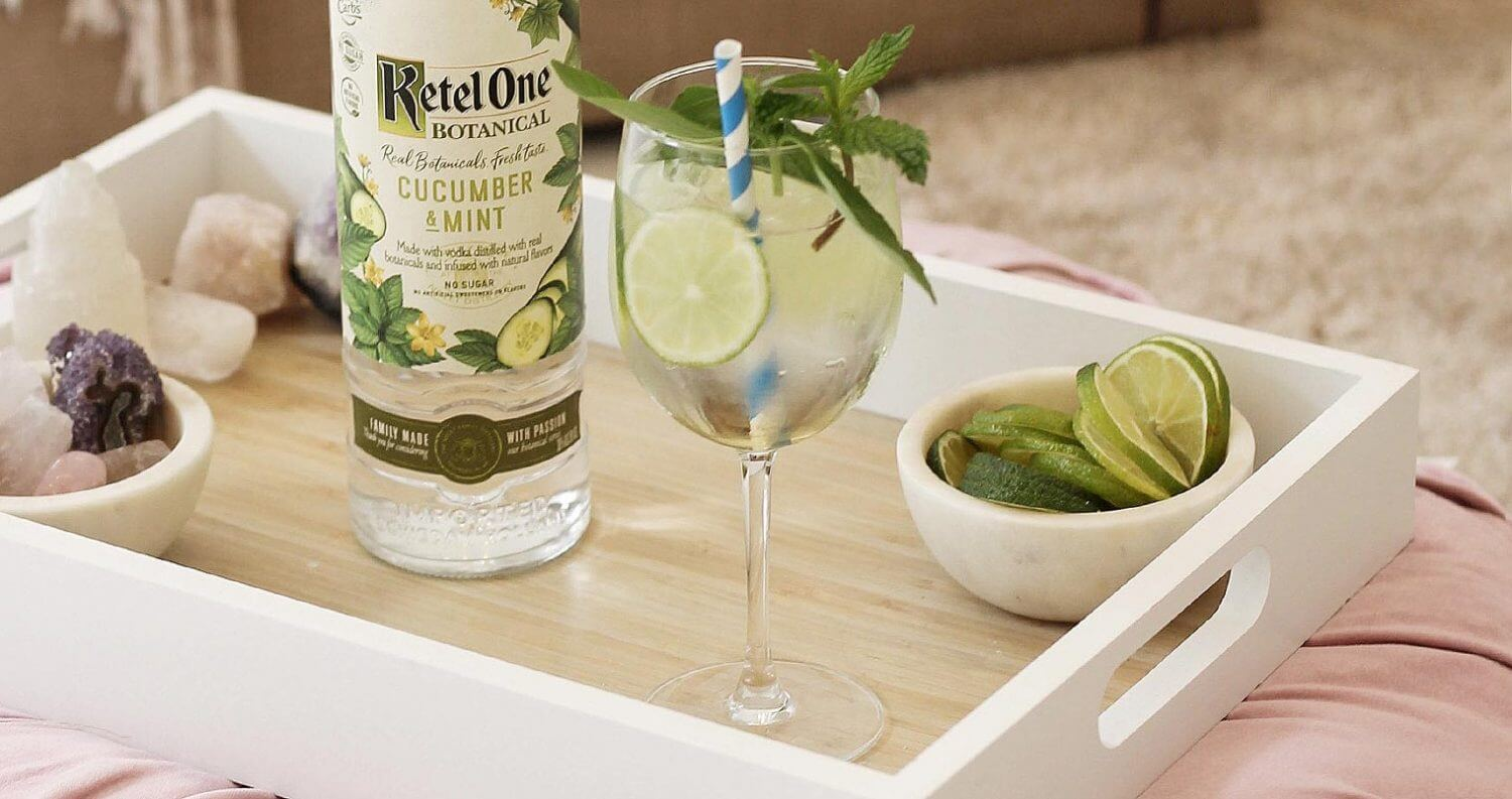 Ketel One Botanical Fall Cocktails, featured image