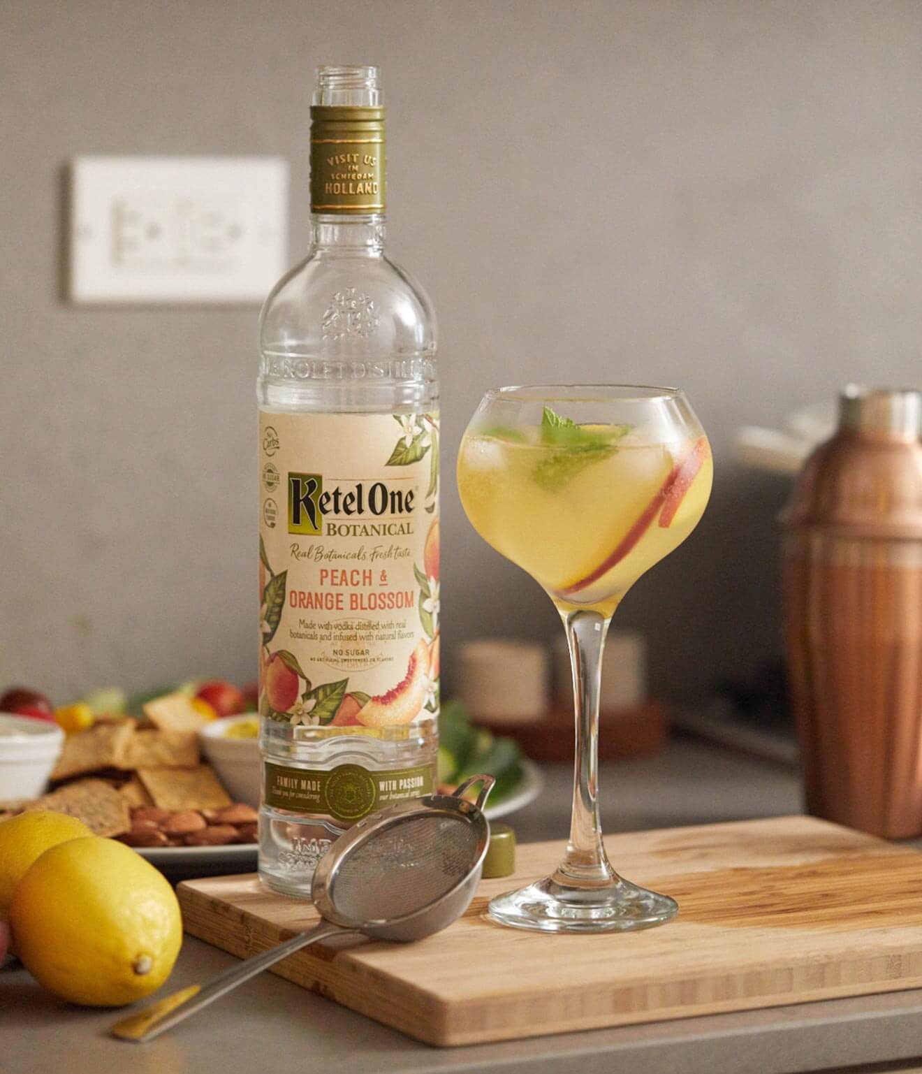 3 Must Mix Ketel One Botanical Fall Cocktails Chilled