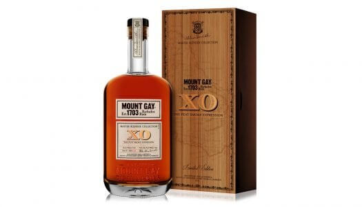 Mount Gay Releases Limited Edition XO The Peat Smoke Expression