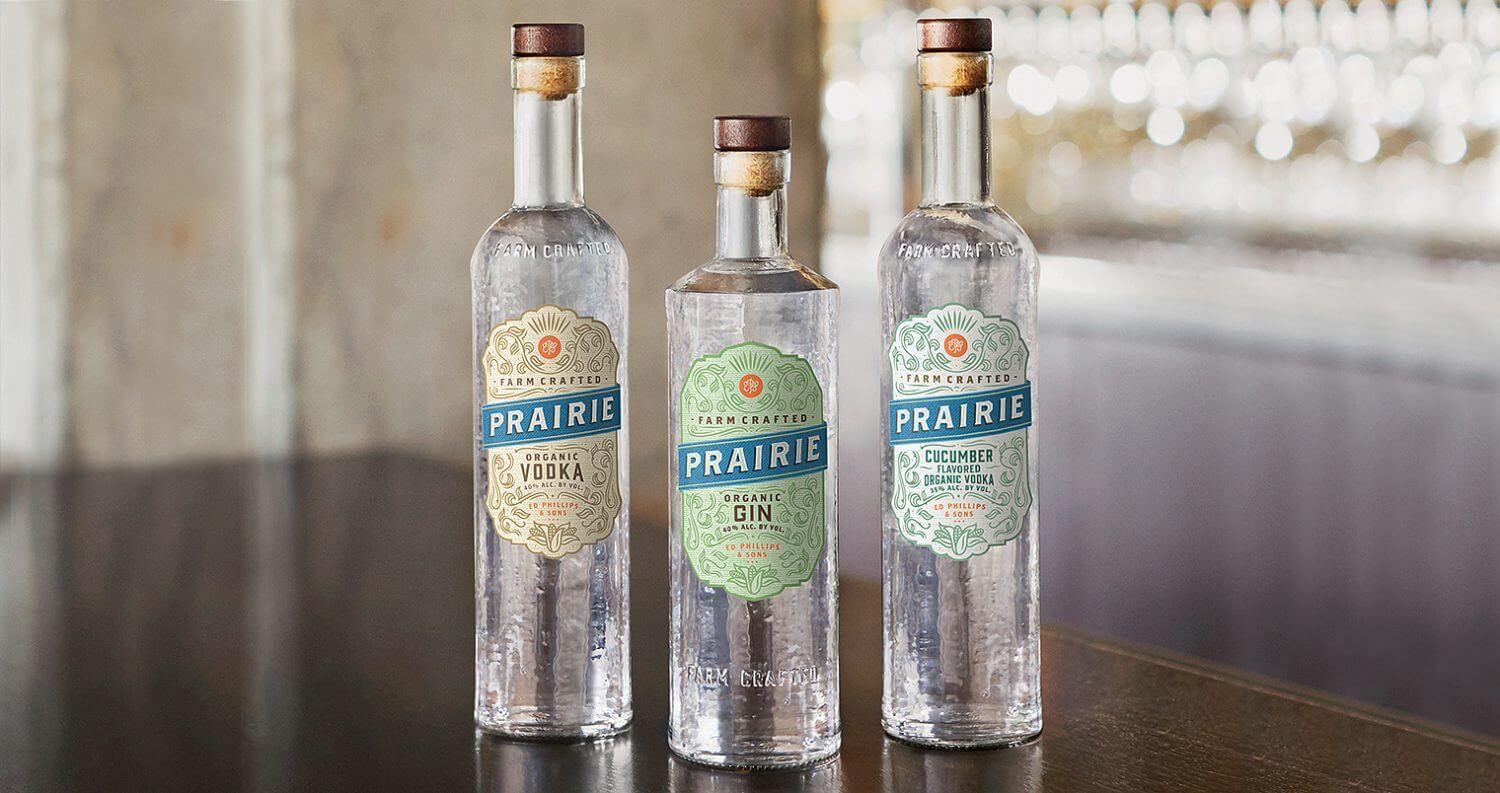 Prairie Organic Spirits, featured image
