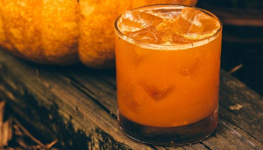 Easy to Mix: Smashing Pumpkins Cocktail