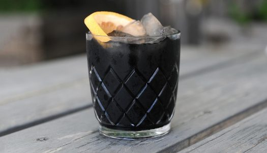 Easy to Mix: The Dark Side Cocktail
