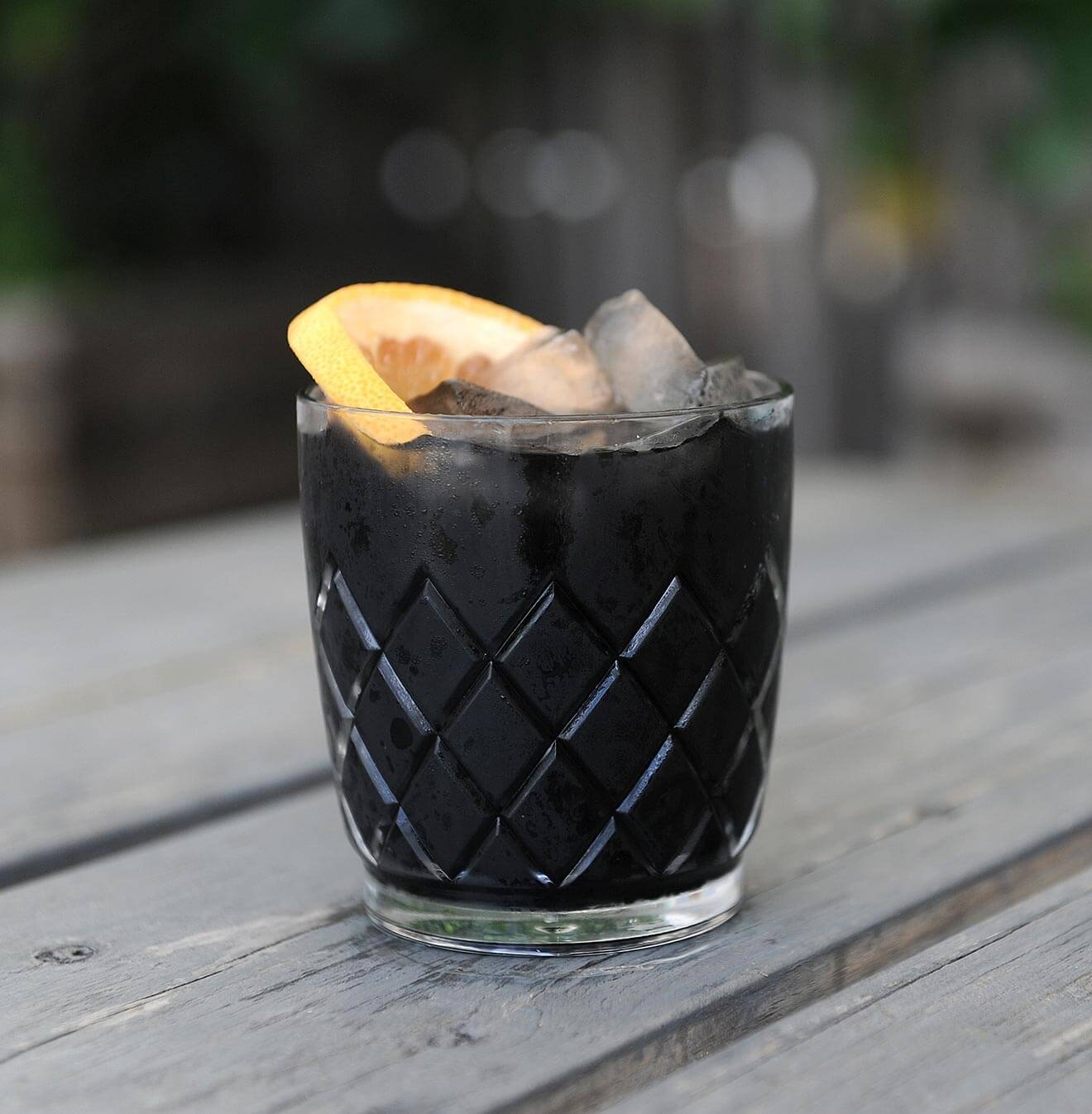 The Dark Side cocktail