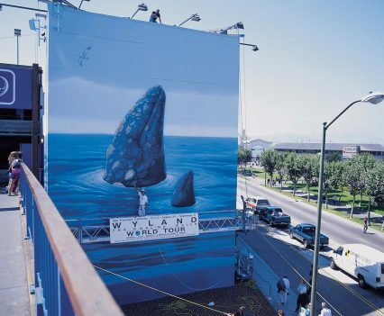 Wyland The Whaling Walls World Tour