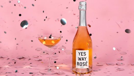 Yes Way Rosé Bubbles Launches