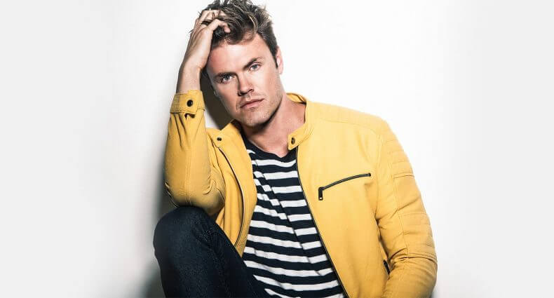 Chillin' with Blake Cooper Griffin, yellow jacket, striped shirt, featured image