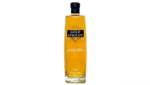 Gold Apricot Vodka Launches