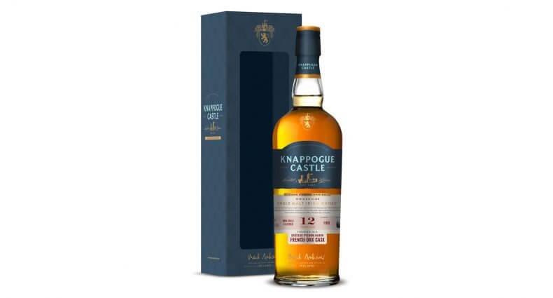 Knappogue Castle Irish Whiskey French Oak Cask, featured image