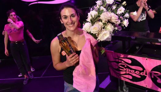 Leah Moss Crowned Miss Speed Rack Tri State Season 8