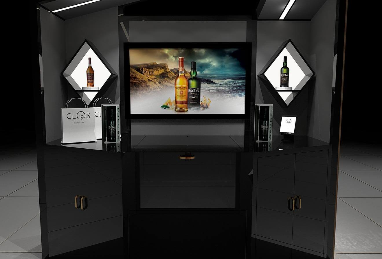 Moët Hennessy USA Holiday Personalization Studio