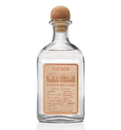 Patrón-Estate, bottle on white, featured image