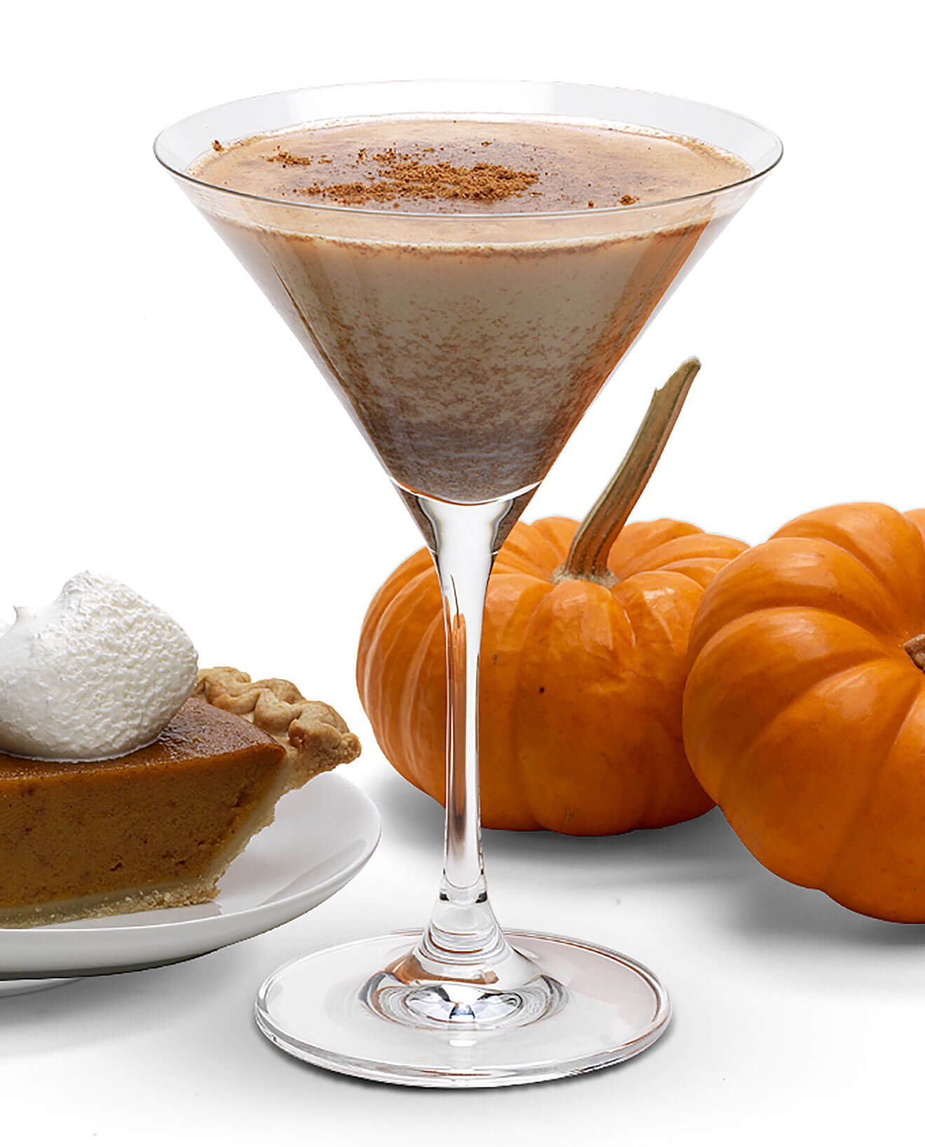 RumChata Pumpkin Pie Martini, pie and pumpkins