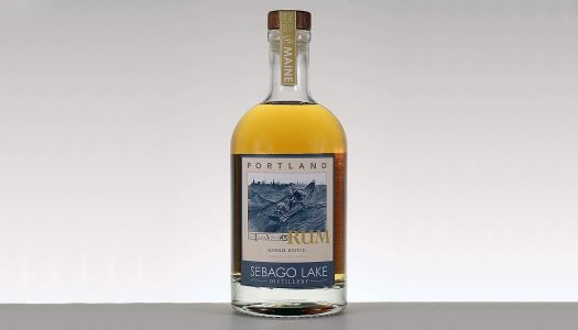 Sebago Lake Distillery Launches Barrel Rested Portland Rum
