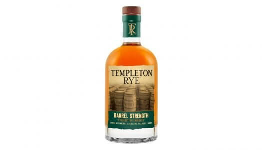 Templeton Rye Launches Barrel Strength Straight Rye Whiskey