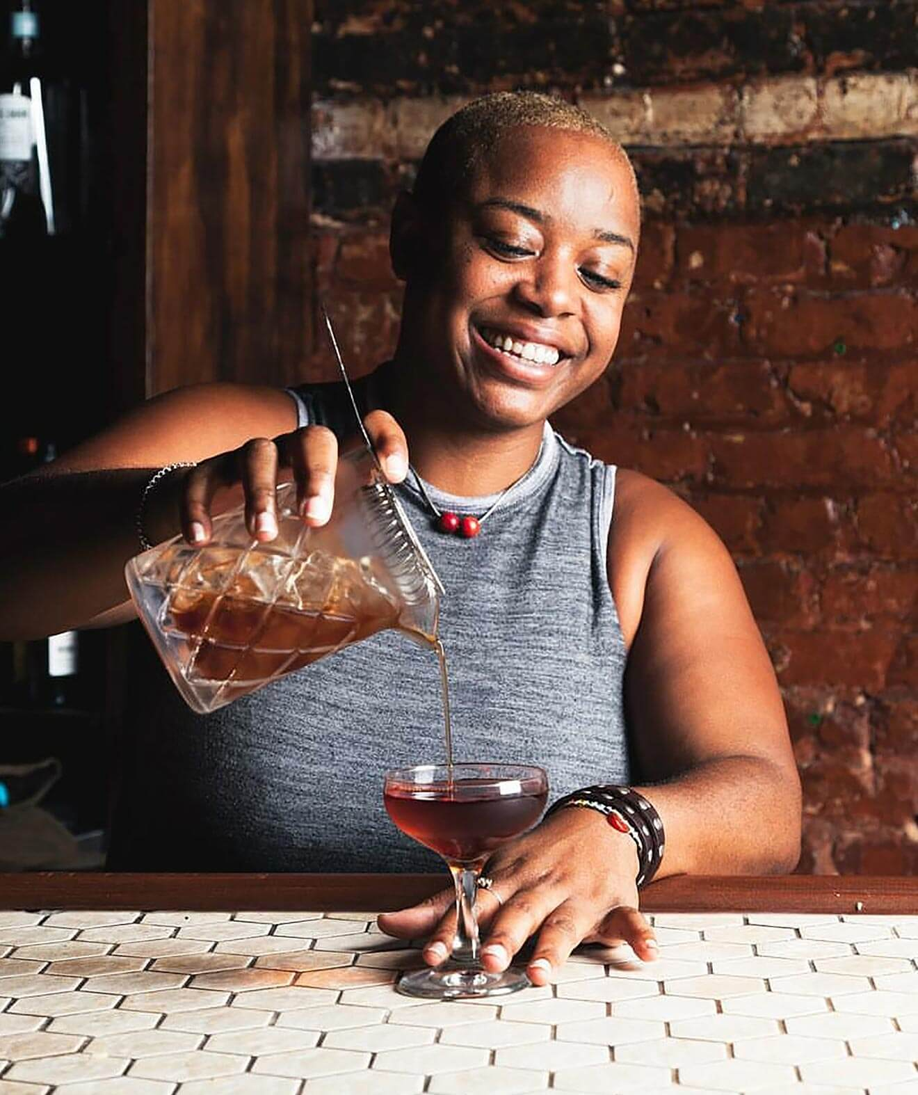 Tiffanie Barriere - Chilled 100 Member, Atlanta