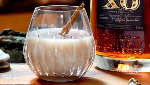 4 Must Mix Holiday Cocktails from Mount Gay Rum